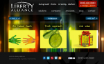 Rotating Banners Deliver a Compelling Message (#8) - Liberty-Alliance.com